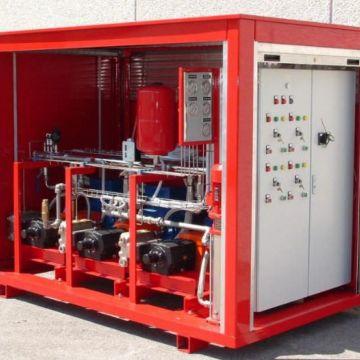 Συστήματα πυρανίχνευσης και πυρόσβεσης